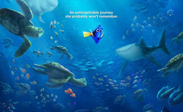 Finding Dory (Film Review)