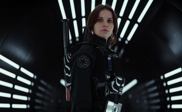 Rogue One: A Star Wars Story(Review)