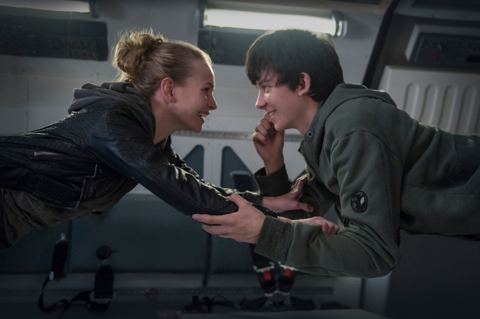 The Space Between Us(Review)