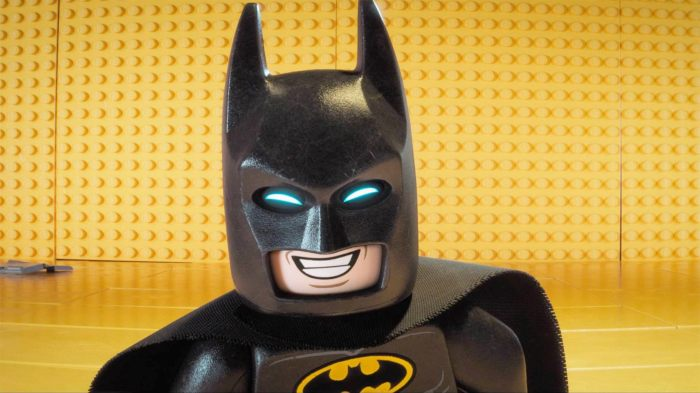 The Lego Batman Movie(Review)