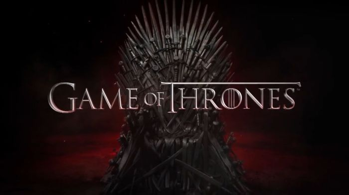 "TV Ate My Brain – Game of Thrones: 7×01 ""Dragonstone"""