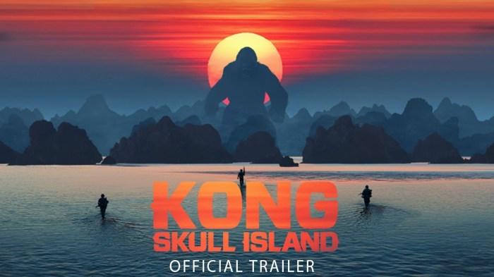 Kong: Skull Island(Review)