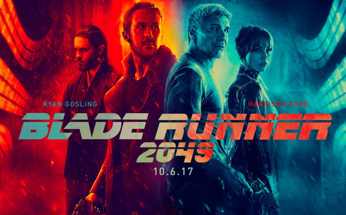 Blade Runner 2049 (Review)