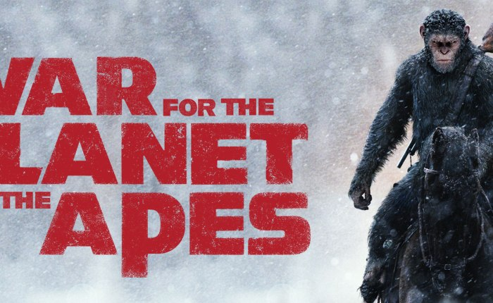 War for the Planet of the Apes (Review)