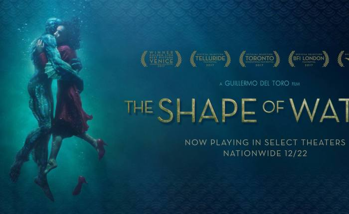 The Shape of Water (Review)