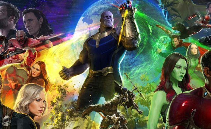 Avengers: Infinity War (Review)