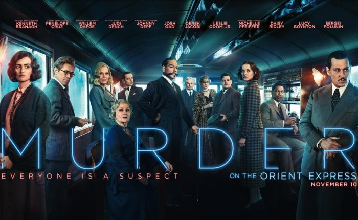 Murder on the Orient Express (Review)